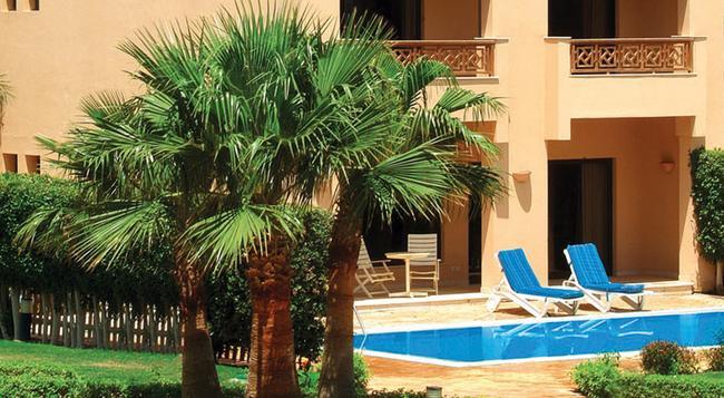Movenpick Resort Hurghada - Hurghada - Pool