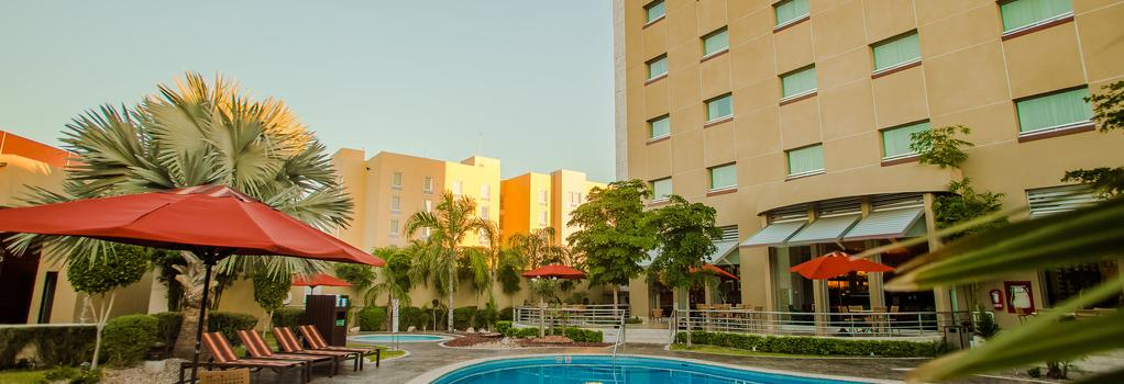 Hotel Lucerna Hermosillo - Hermosillo - Outdoor view