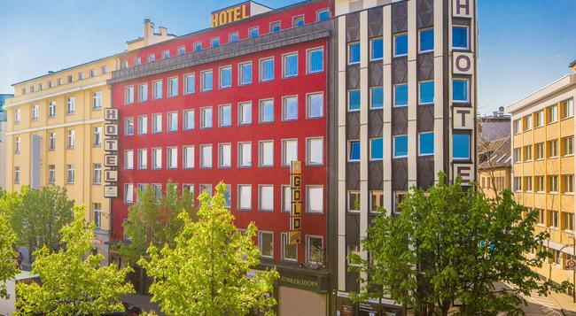 Hotel Königshof - Dortmund - Building