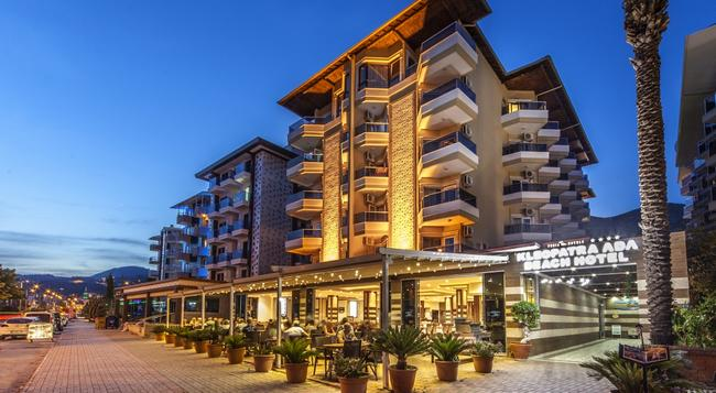 Kleopatra Ada Beach Hotel - Alanya - Building