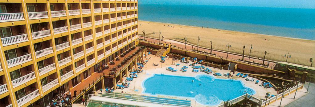 Gran Hotel Peñiscola - Peniscola - Building