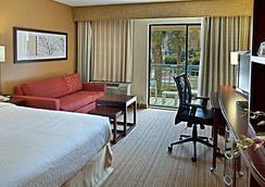 Courtyard by Marriott Orlando Lake Buena Vista at Vista Centre - Lake Buena Vista - Bedroom
