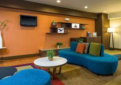 Fairfield Inn and Suites by Marriott Jacksonville Airport - Jacksonville - Lobby