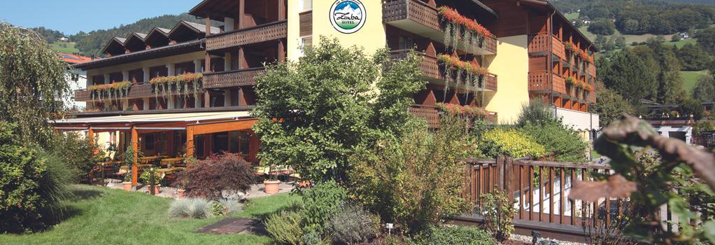 Hotel Zimba - Schruns - Building