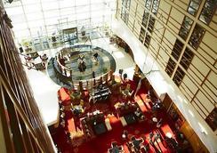 London Heathrow Marriott Hotel - Hayes - Lobby
