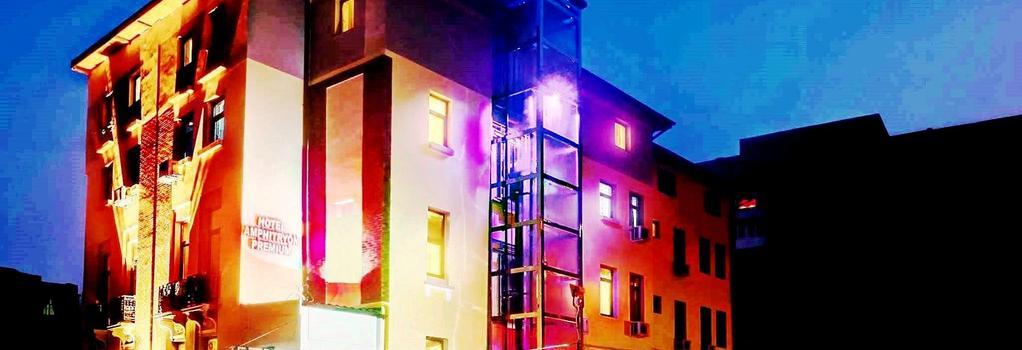 Premium Amphitryon - Bucharest - Building