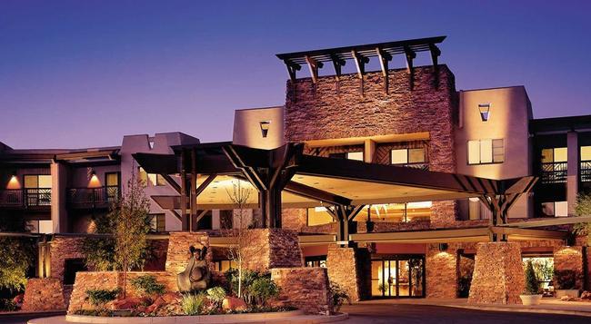 Hilton Sedona Resort at Bell Rock - Sedona - Building