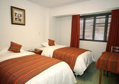 Hotel Cholcana - Lima - Bedroom