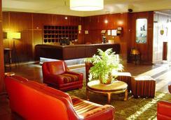 Hotel El Cruce - Manzanares - Lobby