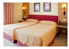 Hotel El Cruce - Manzanares - Bedroom