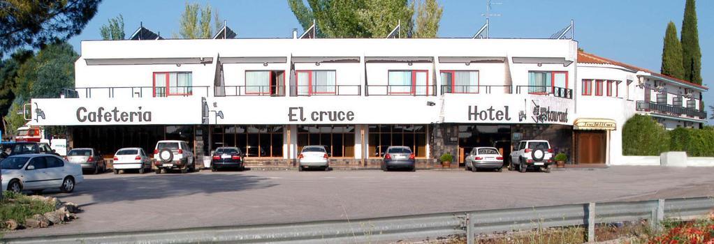 Hotel El Cruce - Manzanares - Building