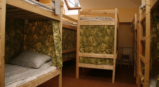 Sanders Hostel - Moscow - Bedroom