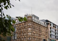 Old Waverley Hotel - Edinburgh - Outdoor view