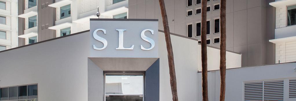 SLS Las Vegas, a Tribute Portfolio Resort - Las Vegas - Building