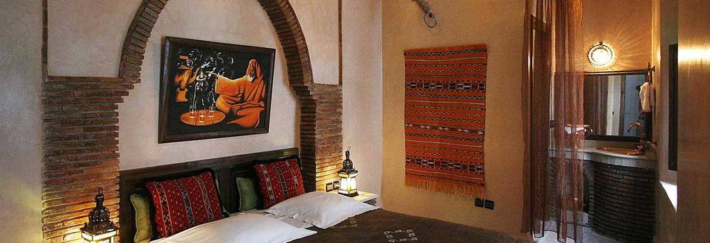Riad Sesame - Marrakesh - Bedroom