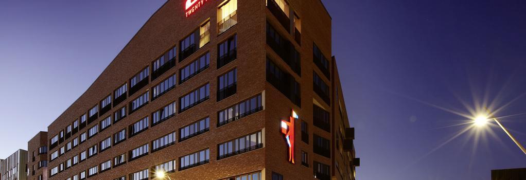 25hours Hotel HafenCity - Hamburg - Building