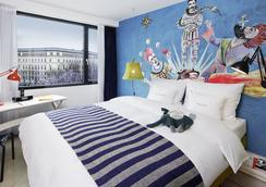 25hours Hotel Vienna at MuseumsQuartier - Vienna - Bedroom