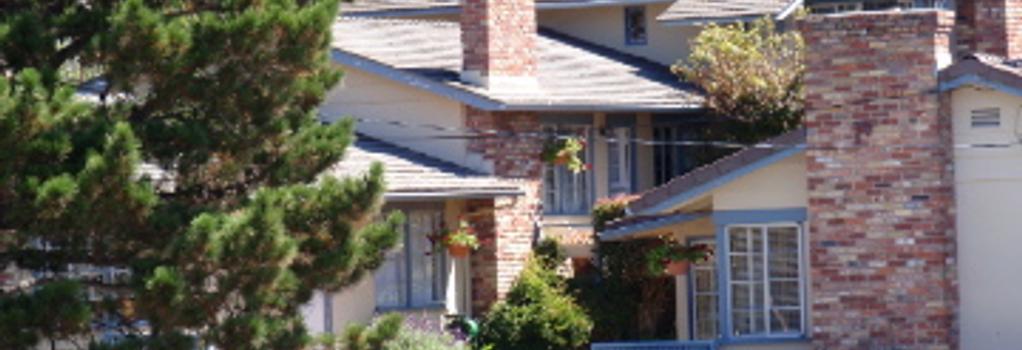 Horizon Inn & Ocean View Lodge - Carmel-by-the-Sea - Building