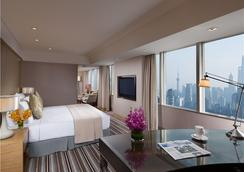 Jin Jiang Tower - Shanghai - Bedroom