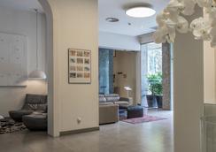 Hotel Ultonia - Girona - Lobby