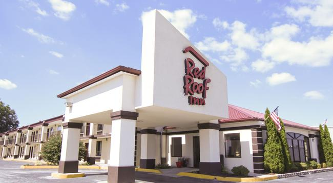 Red Roof Inn Somerset - Somerset - Building