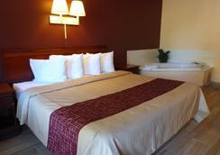 Red Roof Inn Valdosta - Valdosta - Bedroom