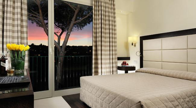 Hotel Villa Maria Regina - Rome - Bedroom