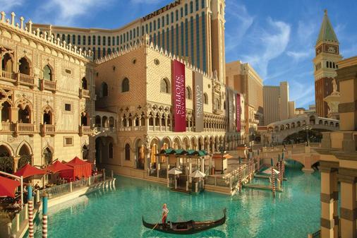 The Venetian Resort-Hotel-Casino - Las Vegas - Outdoor view