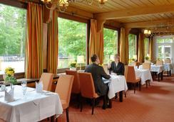 Relexa Waldhotel Schatten - Stuttgart - Restaurant