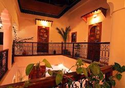 Riad Dar Saba - Marrakesh - Lobby