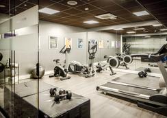 Luxury Suites Amsterdam - Amsterdam - Gym