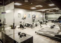 Luxury Suites Amsterdam - Amsterdam - Gym