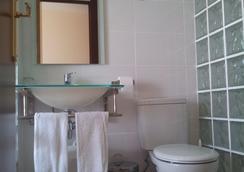 Hotel Artxanda - Bilbao - Bathroom