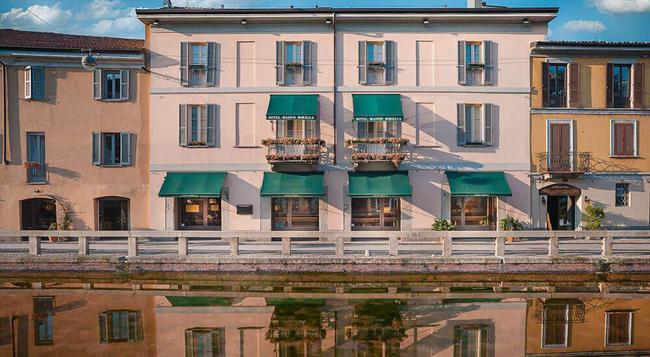 Maison Borella - Milan - Building