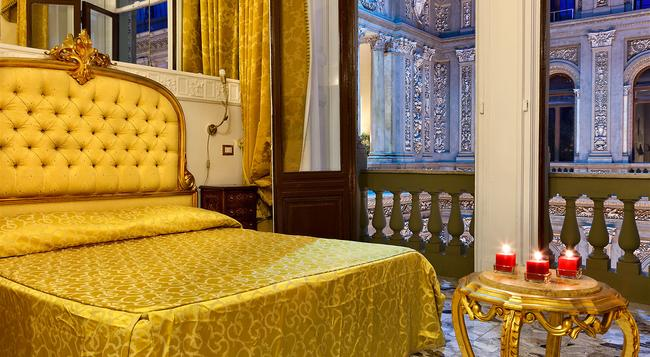 B&B Suite Galleria Umberto I - Naples - Bedroom