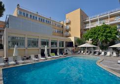 Hotel Hispania - Palma de Mallorca - Pool