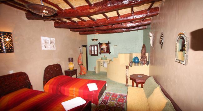 Dar Amazir - Agdz - Bedroom