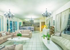 Oasis Hotel - Gazi - Lobby