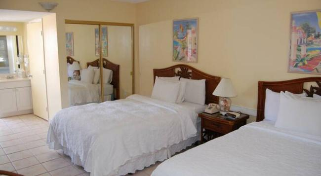 Bayside Inn Key Largo - Key Largo - Bedroom