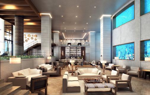 Alohilani Resort Waikiki Beach - Honolulu - Lounge