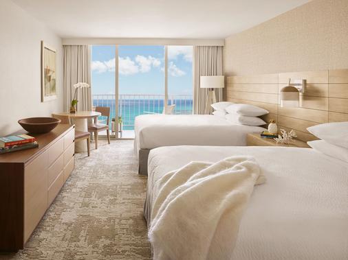 Alohilani Resort Waikiki Beach - Honolulu - Bedroom