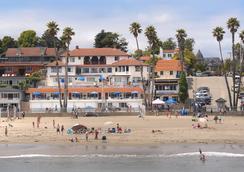 Casablanca On The Beach - Santa Cruz - Beach