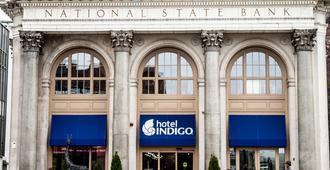 Hotel Indigo Newark Downtown - Newark - Building