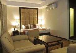 The Grand Eden Hotel - Ahmedabad - Bedroom