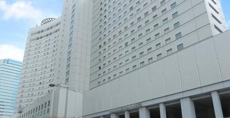 Tokyo Bay Ariake Washington Hotel - Tokyo - Building
