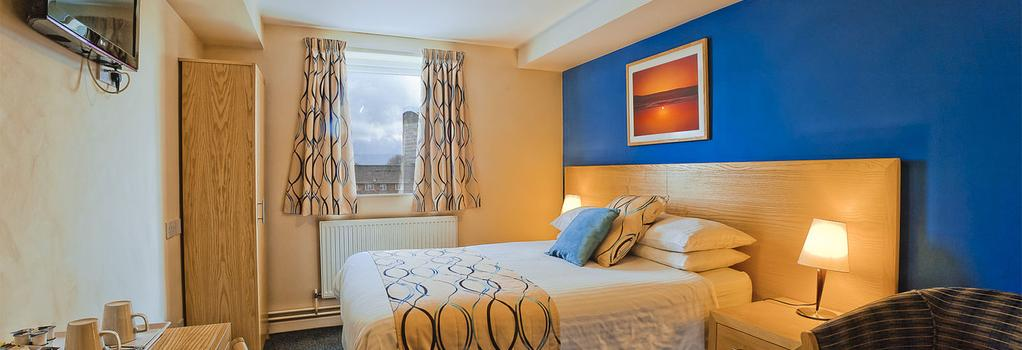 The Royal Maritime Club - Portsmouth - Bedroom