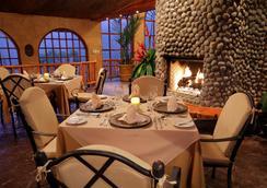 Peace Lodge - Vara Blanca - Restaurant