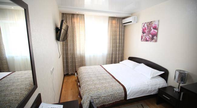 Hotel Zarina - Khabarovsk - Bedroom