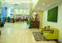 Best Western Green Hill Hotel - Yangon - Lobby