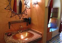 Riad Dar Tamlil - Marrakesh - Bathroom